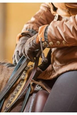 gant femme design fauconnier
