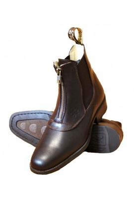 Fabian boots zippé