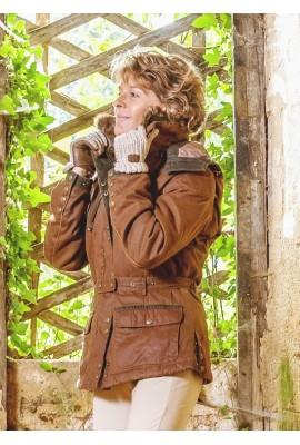 Jade winter woman coat