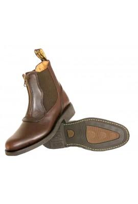 Emeric boots zippé