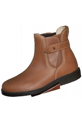 Justin elastic boots with bridle