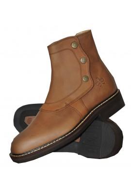Boris boots velcro