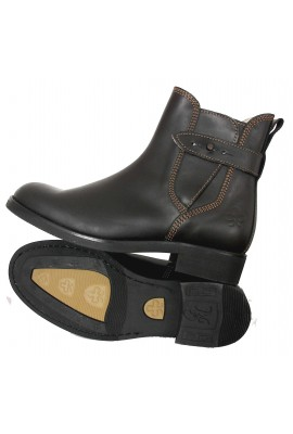 Dimitri elastic boots with bridle